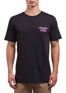 Volcom Black Curtain T-Shirt