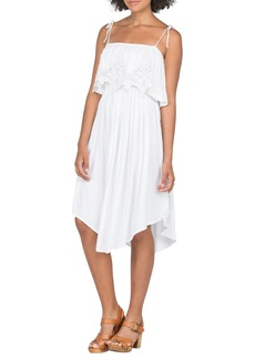 Volcom Boundless Lace Popover Dress