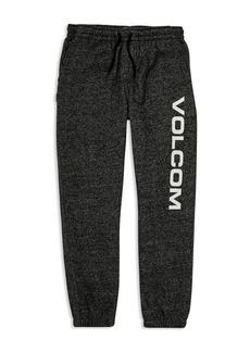 Volcom Boys' Burbank Fleece Pants - Big Kid