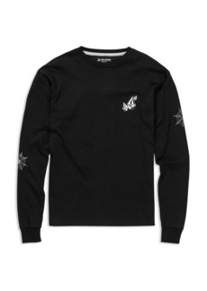 Volcom Boys' Lopez Web Long Sleeve Tee - Big Kid