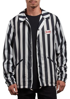 Volcom Brews Coach's Jacket