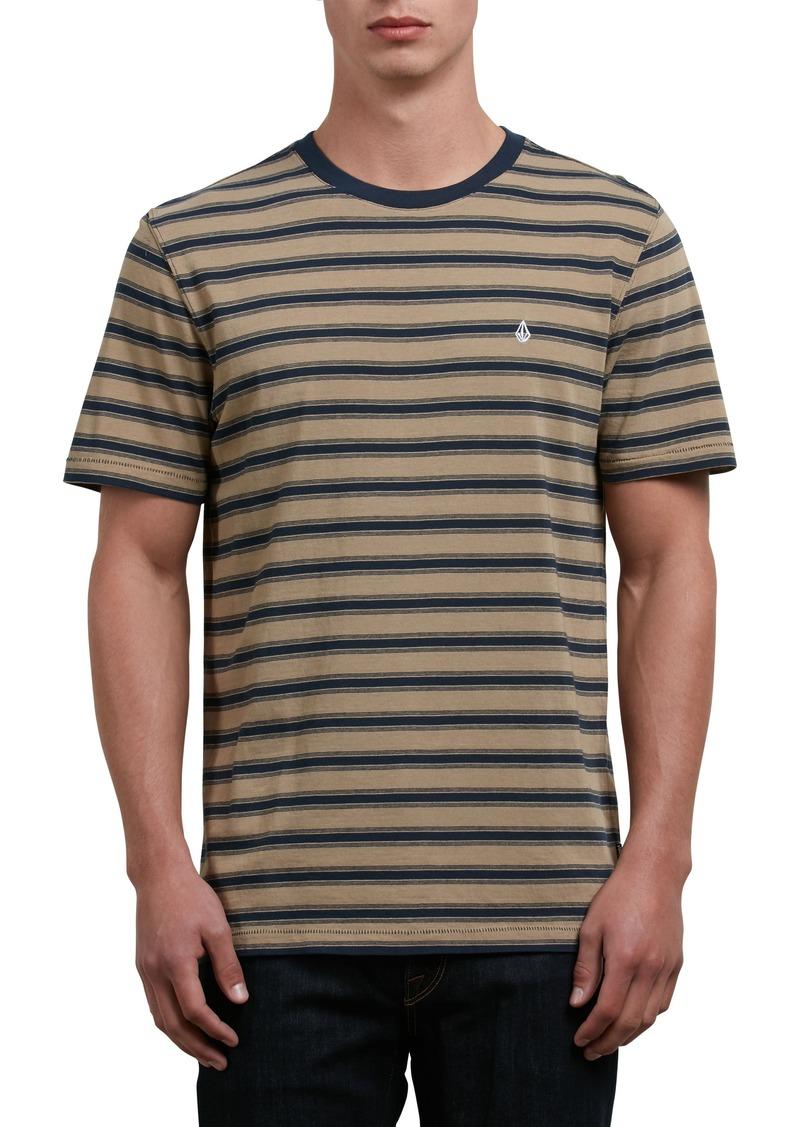 dab41f8b Volcom Volcom Briggs Stripe Crewneck T-Shirt | T Shirts