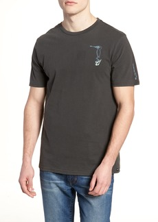Volcom Burch Bird Graphic T-Shirt