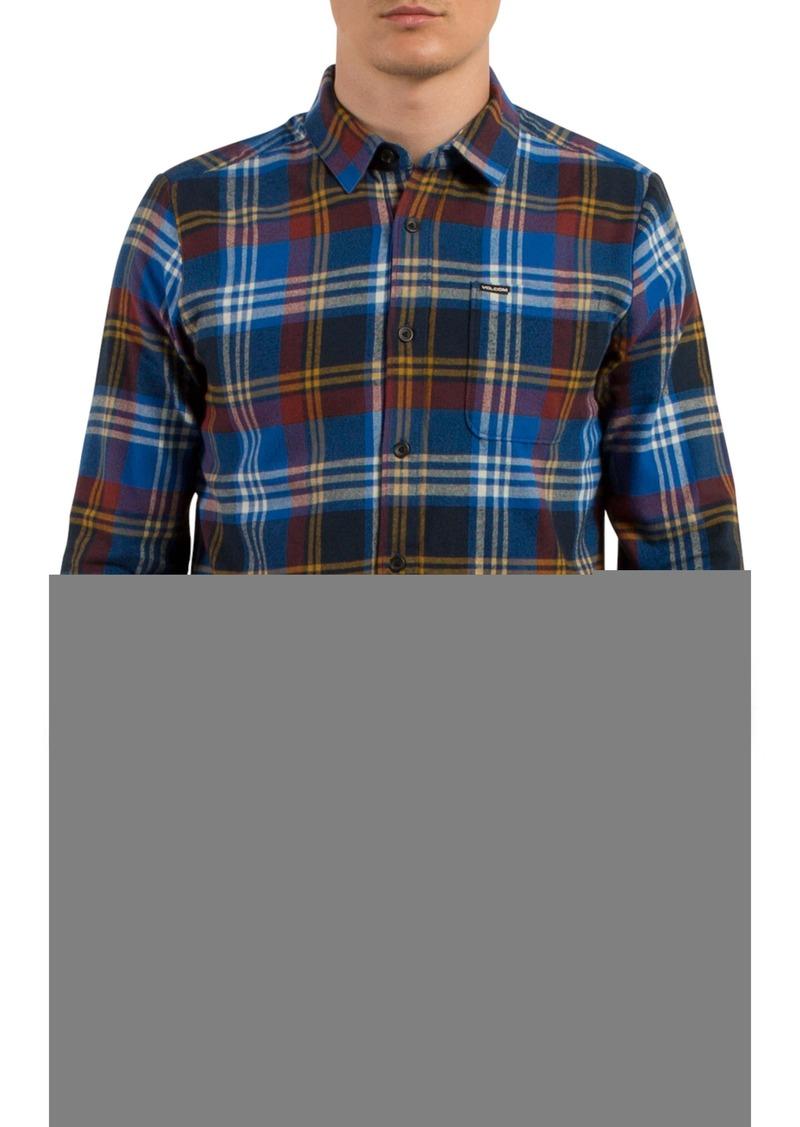 469ea0f35 Volcom Volcom Caden Plaid Flannel Shirt | Casual Shirts