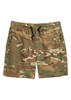 Volcom Camo Shorts (Big Boy)