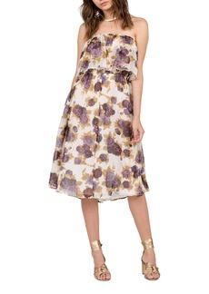 Volcom Canyon Call Floral Print Dress