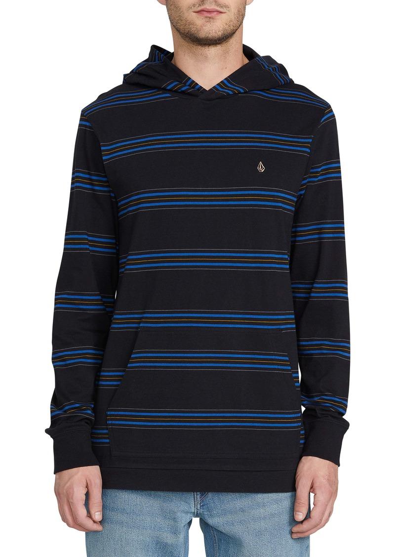 Volcom Chasen Stripe Pullover Hoodie
