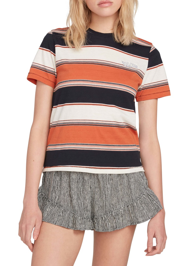 Volcom Chromatic Stripe T-Shirt
