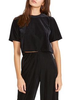 Volcom City at Night Crop Top