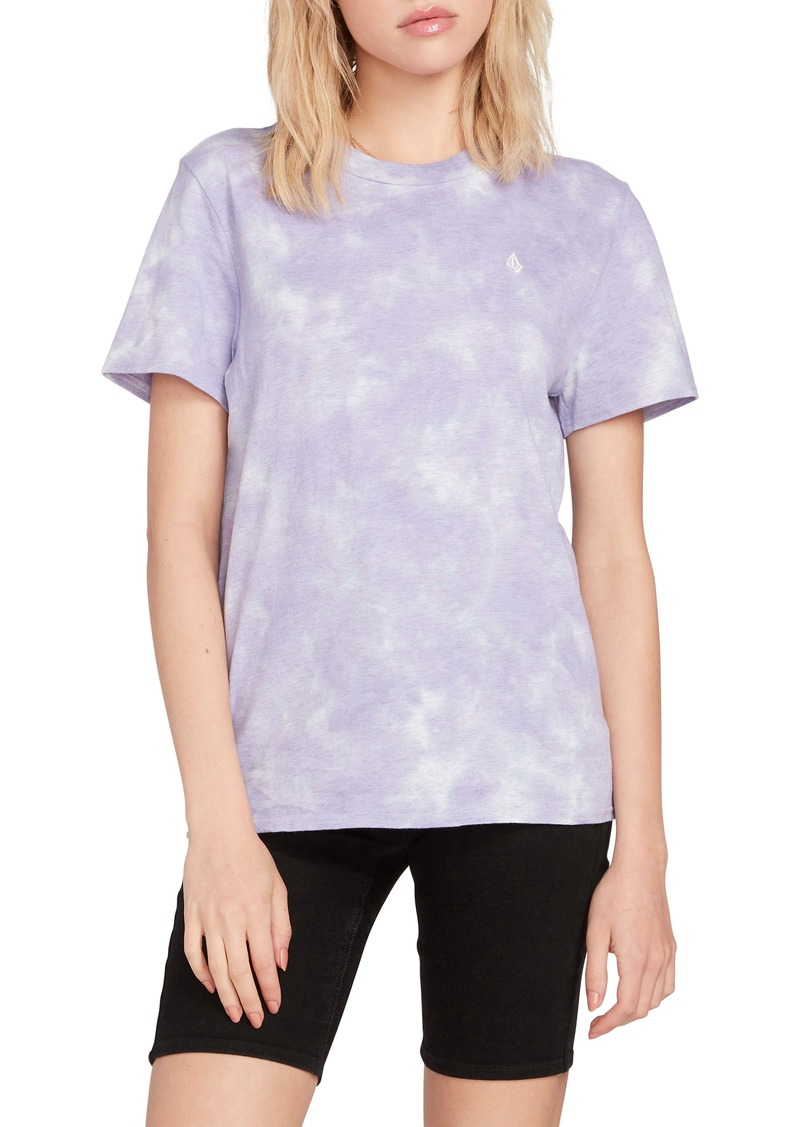 Volcom Clouded Tie Dye T-Shirt