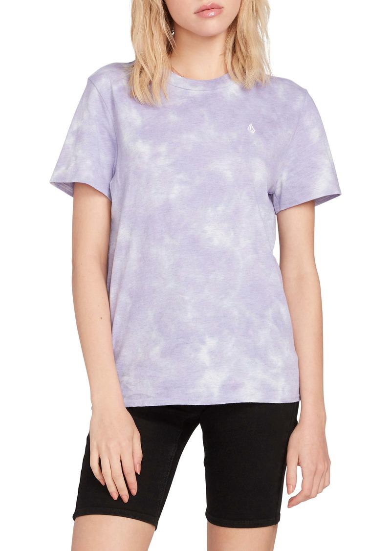 Volcom Clouded Tie Dye T-Shirt