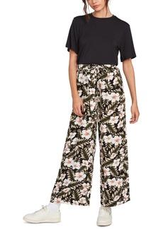 Volcom Coco Printed Soft Pants