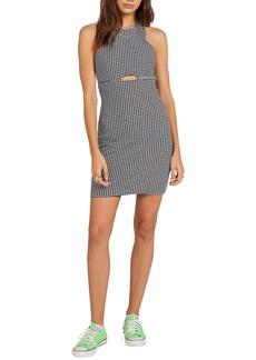 Volcom Coco Sleeveless Body-Con Dress