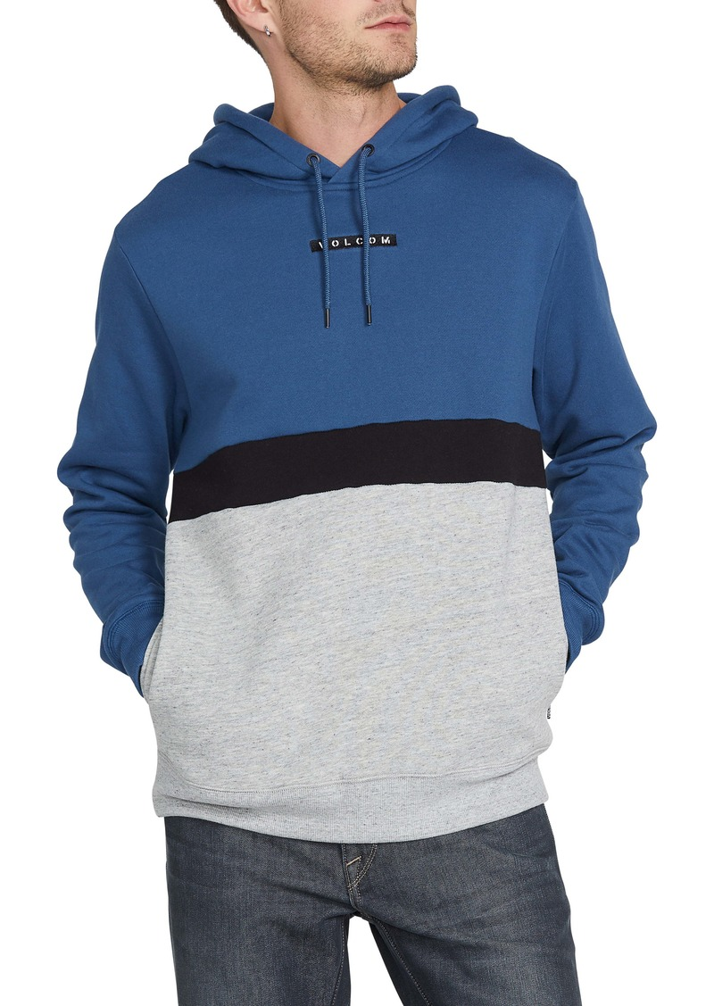 Volcom Colorblock Pullover Hoodie