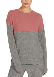 Volcom Colorblocked Fleece Sweatshirt