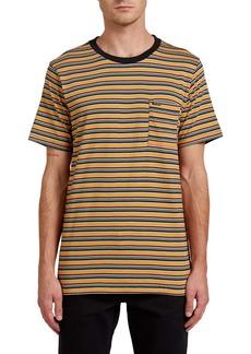 Volcom Cornett Stripe Pocket T-Shirt