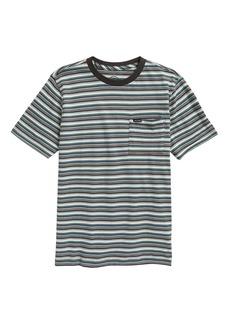 Volcom Cornett Stripe T-Shirt (Big Boy)