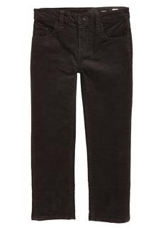 Volcom Corta Straight Leg Corduroy Pants (Toddler Boys & Little Boys)