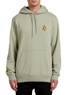 Volcom Deadly Stones 2 Logo Hooded Sweatshirt