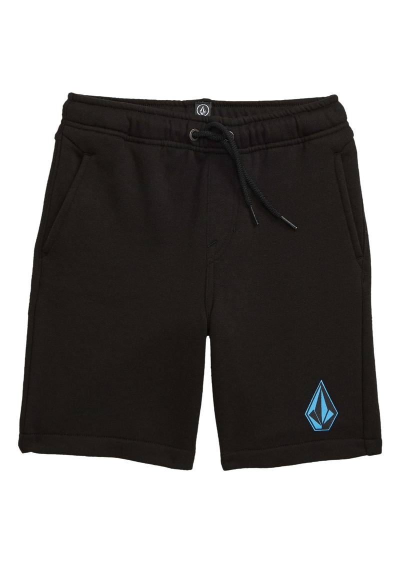 Volcom Deadly Stones Fleece Shorts (Toddler Boys & Little Boys)