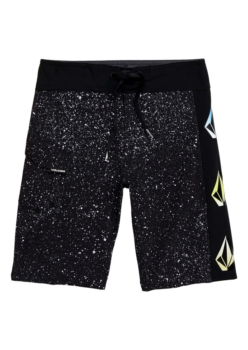 Volcom Deadly Stones Mod Shorts (Toddler Boys & Little Boys)