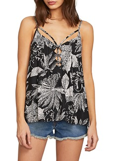 Volcom Do Tell Strappy Camisole