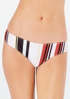 Volcom Earn Ur Stripes Cheeky Bikini Bottom Women's Swimsuit