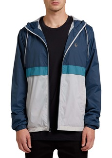 Volcom Ermont Hooded Nylon Windbreaker