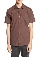 Volcom 'Everett' Short Sleeve Woven Shirt