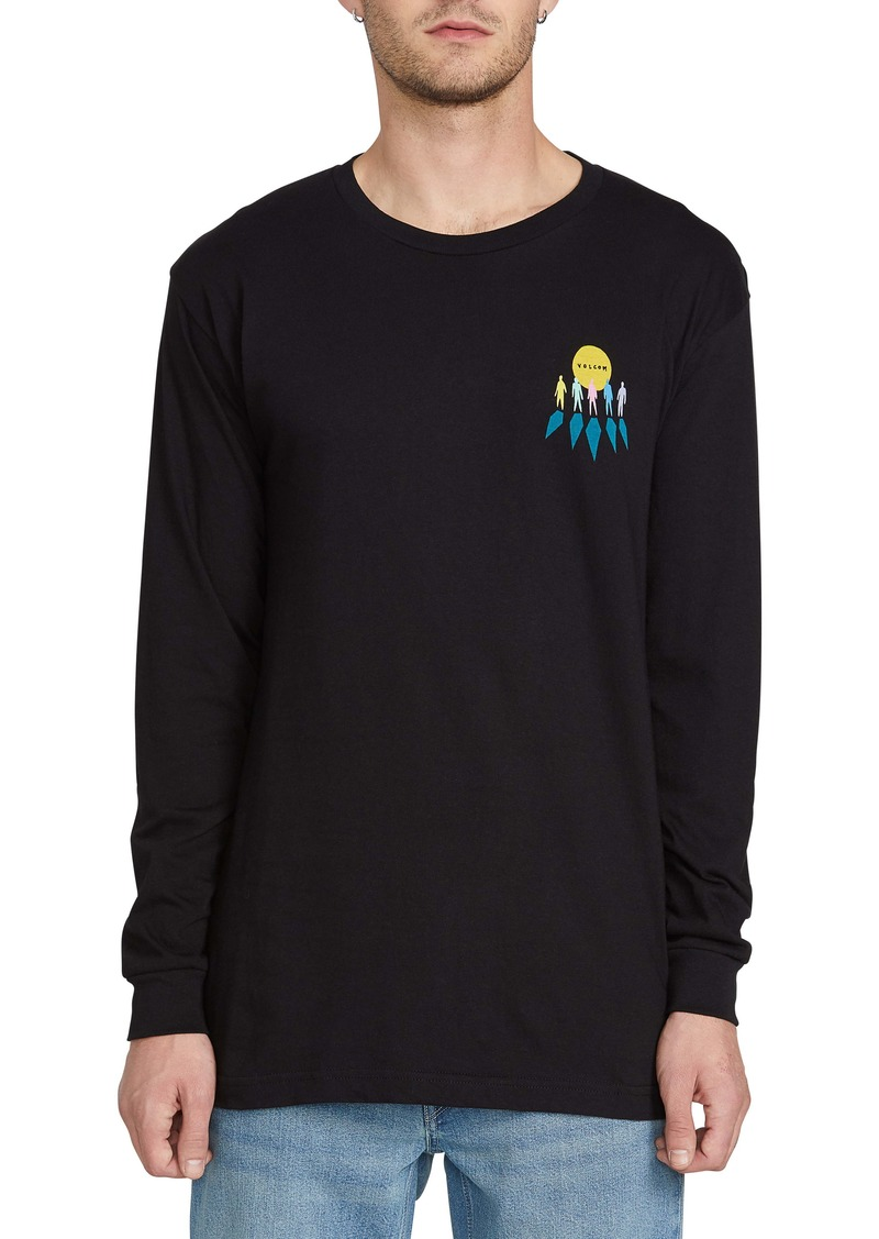 Volcom Family Stones Long Sleeve T-Shirt