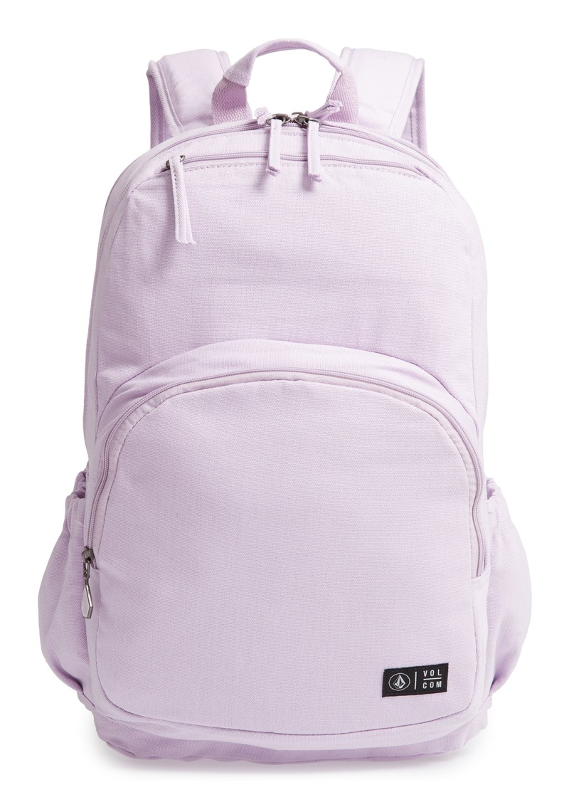 867301e7bf68 Volcom Volcom Field Trip Canvas Backpack