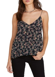 Volcom Flavor Up Floral Camisole