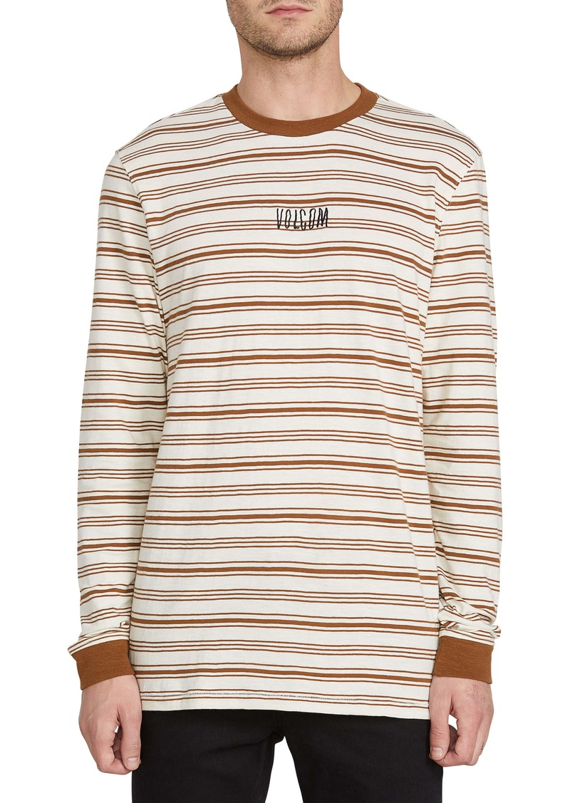 Volcom Fluxer Stripe Long Sleeve T-Shirt
