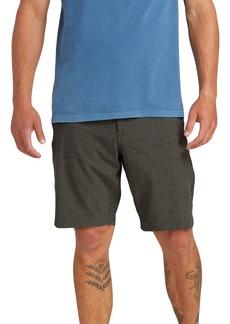 Volcom Frickin' Surf 'N' Turf Slub Hybrid Shorts