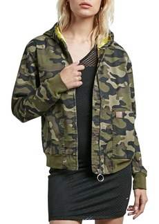 Volcom Frochickie Bomber Jacket