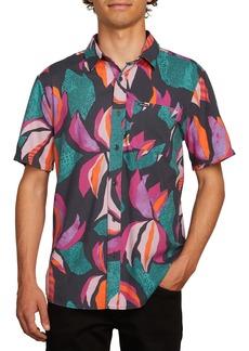 Volcom Garden Floral Woven Shirt