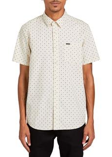Volcom Hallock Short Sleeve Button-Up Shirt