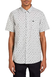 Volcom Hallock Short Sleeve Button-Up Shirt