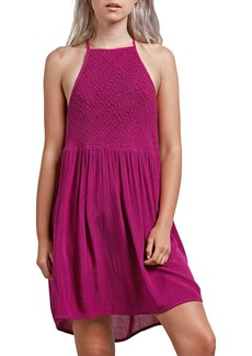 Volcom Haute Stone Cover-Up Dress