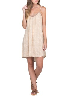 Volcom High Water Swing Dress