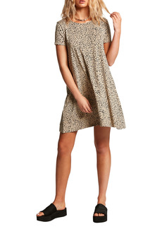 Volcom High Wired Trapeze Dress