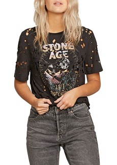 Volcom Holy Stokes Distressed Graphic Tee