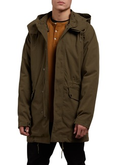 Volcom Hooded Parka