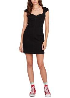 Volcom I'm Not Sweet Denim Dress