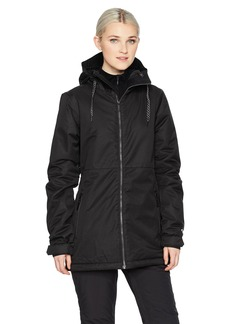 Volcom Junior's Act Insulated 2 Layer Shell Snow Jacket