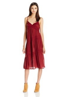 Volcom Juniors All Good Midi Cami Dress