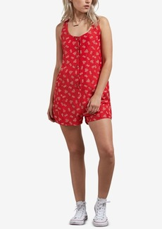 Volcom Juniors' Back in the Daisy Romper
