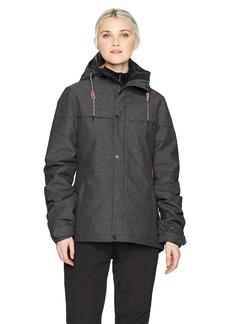 Volcom Junior's Bolt Insulated 2 Layer Shell Snow Jacket  Extra Small