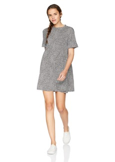 Volcom Junior's Boraborado Relaxed Fit Printed Dress  XS