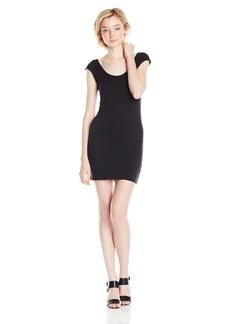 Volcom Junior's Cold Love Body Con Mini Dress